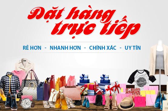 mua hàng Trung Quốc trực tuyến