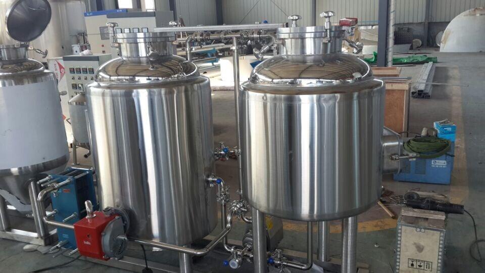 hệ thống nấu bia được nhập khẩu tại trung quốc