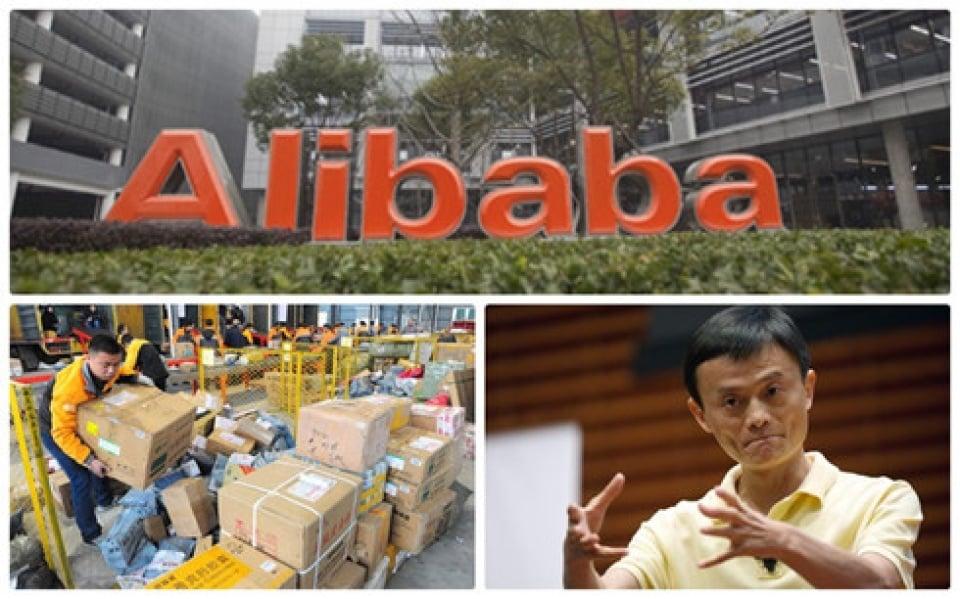 nhập hàng alibaba tại HBS