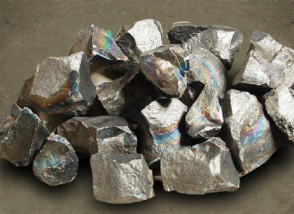 nhập khẩu silic kim loại