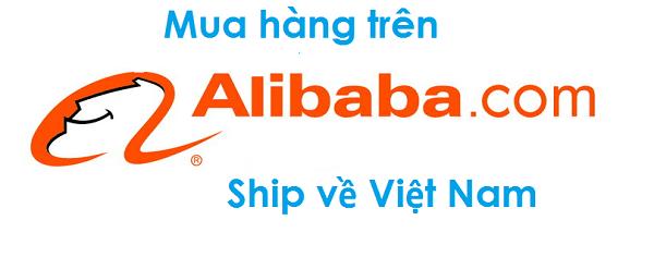 nhập hàng từ Alibaba