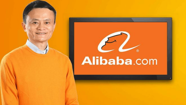 Online shopping experience on Alibaba