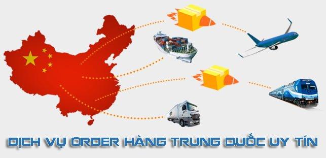 Đặt hàng Trung Quốc uy tín hàng đầu Hà Nội