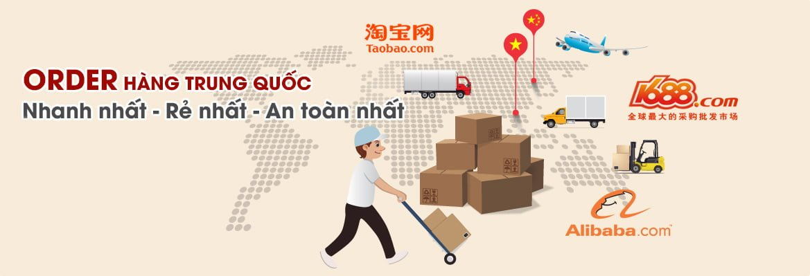 Đặt hàng Trung Quốc dễ dàng hơn tại HBS Việt Nam
