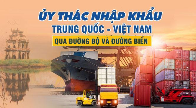 Dịch vụ ủy thác xuất nhập khẩu Trung Quốc – Việt Nam tại HBS