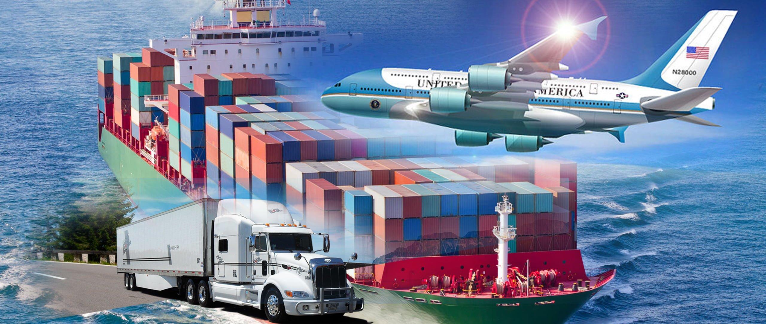 Ủy thác xuất nhập khẩu Trung Quốc