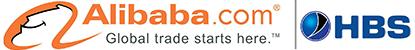 HBS Xuất nhập khẩu alibaba Logo