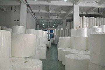 Nguyên liệu sản xuất khẩu trang ý tế, đúng chuẩn
