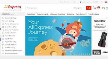 Kinh nghiệm bán hàng trên Aliexpress trực tuyến